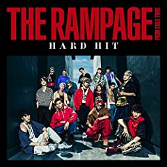 THE RAMPAGE from EXILE TRIBE「Fandango (English Version)」のジャケット画像