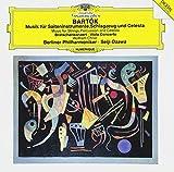バルトーク:弦楽器、打楽器とチェレスタのための音楽、ヴィオラ協奏曲