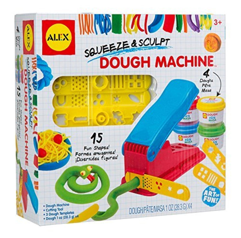ALEX Toys Artist Studio Squeeze and Sculpt Dough Machine [並行輸入品]