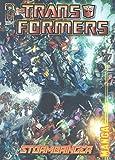 Transformers: Stormbringer Manga