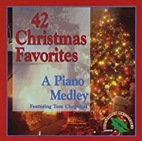 42 Christmas Piano Favorites by 42 Christmas Favorites