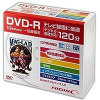 HIDISC HDDR12JCP10SC 10枚パック×10個セット