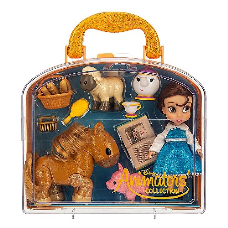ディズニー プリンセス 美女と野獣 ベル アニメーター ミニ ドール 5インチ 12.5cm 人形 コレクション