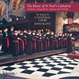 Music of St Paul's Cathedral: Anthems Magnificats