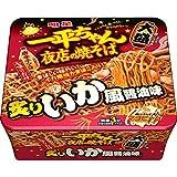一平ちゃん夜店の焼そば 大盛 炙りいか風醤油味 158g ×12食