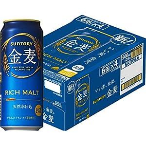 サントリー 金麦 500ml缶×24本の関連商品3