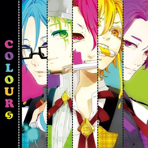 COLOUR(初回生産限定盤)(DVD付) / PointFive(.5)