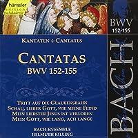Cantatas Bwv152-155