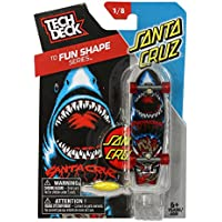 TECH DECK (テック デッキ) 96mm VOL.7 / Santa Cruz / Land Shark Retro 20052942