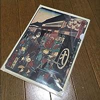 限定 レア PEANUTS スヌーピー ありがと祭 50周年 大丸心斎橋 大阪 クリアファイル 2枚
