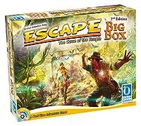 エスケープBig ボックス 2nd Edition (Escape:Der Fluch des Tempels) ボードゲーム