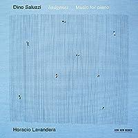Saluzzi: Imagenes - Music For Piano