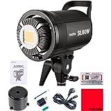 [国内正規代理店] Godox SL-60W 60W 定常光LEDライト ビデオライト Bowensマウント 5600±300 [1年保証/日本語説明書/クロス付/セット品]