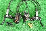 シマノ(SHIMANO) 油圧 ディスク ブレーキ デオーレ BL-M615 BR-M615 ローター無 160mmローター対応 ブラック 自転車パーツ