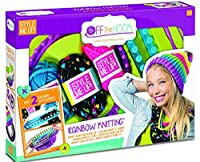 Wooky Off The Hook Rainbow Knitting Set [並行輸入品]