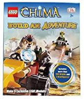 LEGO Legends of Chima - Build an Adventure | Brickmaster The Quest for Chi (NEW EDITION)