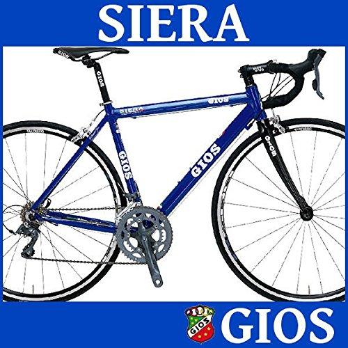 GIOS(ジオス) SIERA(シエラ) ロードバイク (GIOSブルー) 490サイズ