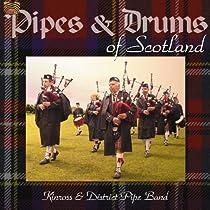 パイプ・アンド・ドラム・オブ・スコットランド (Pipes and Drums of Scotland)