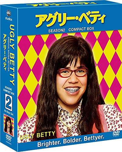アグリー・ベティ シーズン2 コンパクト BOX [DVD]の詳細を見る