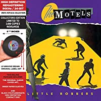 Little Robbers - Cardboard Sleeve - High-Definition CD Deluxe Vinyl Replica by Motels (2012-03-27)