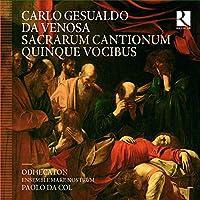 Venosa: Sacrarum Cantionum