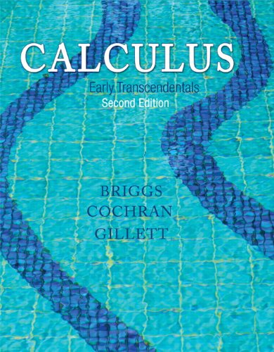 Download Calculus: Early Transcendentals (2nd Edition) 0321947347