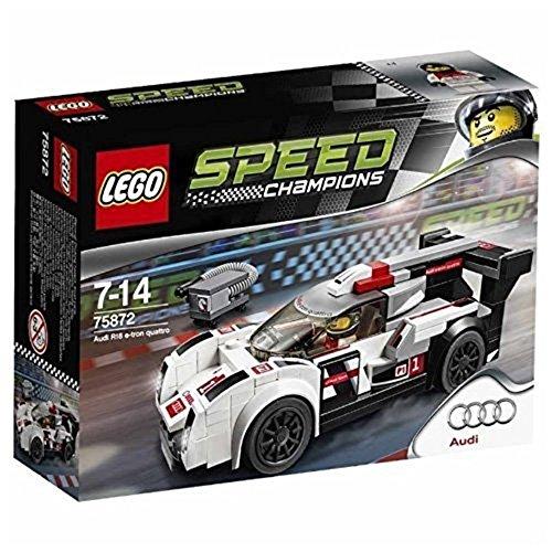 レゴ (LEGO) スピードチャンピオン アウディ R18  e-tron クワトロ 75872