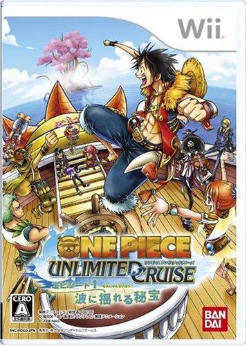 ワンピース アンリミテッドクルーズ エピソード1 波に揺れる秘宝 - Wiiの詳細を見る