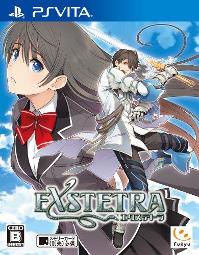 エクステトラ - PS Vitaの詳細を見る