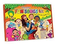 Wai Lana 'sリトルYogis : Fun SongsキットbyゴールドMoon Productions