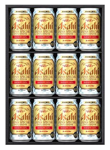 アサヒビール スーパードライジャパンスペシャル缶ビールセット