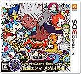 Amazon.co.jp妖怪ウォッチ3 スキヤキ(【特典】妖怪ドリームメダル 覚醒エンマメダル同梱) - 3DS