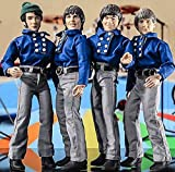 MONKEES ザ・モンキーズ - 8 Inch Action Figures: Blue Band : Set of all 4 / フィギュア・人形 【公式/オフィシャル】
