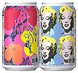【在庫限り】キリンラガービール アンディ・ウォーホル デザインパッケージ4 350ml×6本×4セット(24本)