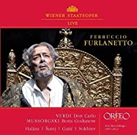 Ferruccio Furlanetto by Ferruccio Furlanetto