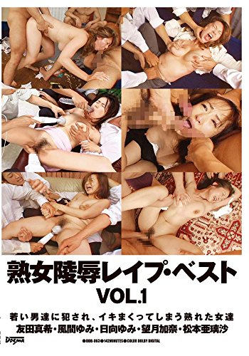 熟女陵辱レイプ'ベスト VOL.1 日向ゆみ 他 [DVD]...