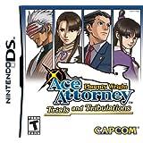 Phoenix Wright Ace Attorney: Trials and Tribulations (輸入版)