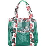 温泉バッグ スパバッグ レディース お風呂バッグ 花柄 おしゃれ メッシュ バッグ かわいい 収納バッグ ビーチバッグ…