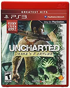 Uncharted: Drake's Fortune(輸入版)