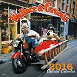 The Official Wallace & Gromit 2016 Square Calendar (Calendar 2016)