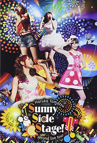戸松遥 「second live tour Sunny Side Stage!」LIVE DVD 戸松遥 戸松遥 ミュージックレイン