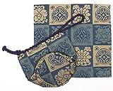 茶道具 和巾仕服 遠州緞子 z