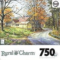 RuralチャームPumpkin Pie Season 750ピースパズル