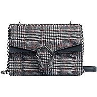 (ザマーベト) Misimlar レディース 磁石 バッグ ファッション ショッピング PUの皮 ショルダーハンドバッグ