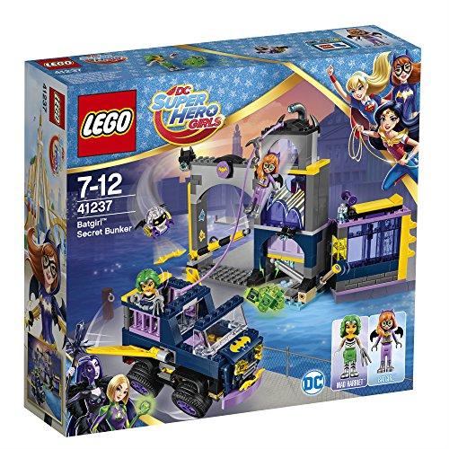 レゴ(LEGO)スーパーヒーローガールズ バットガールのひみつの貯蔵庫 41237