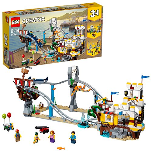 レゴ(LEGO)クリエイター ローラーコースター 31084