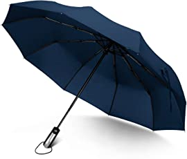 RAINLAX 折りたたみ傘 ワンタッチ自動開閉傘