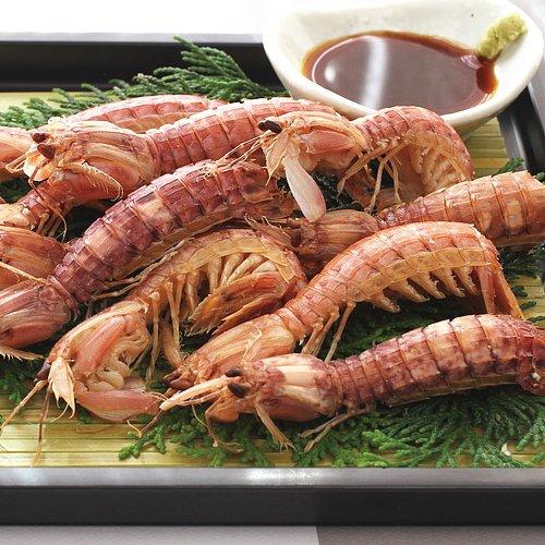 殻付き煮シャコ(ガサエビ)