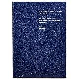 ラ・アプス 手帳 2020年 B6 マンスリー マットグリッター ネイビー AG-4712 (2019年 11月始まり)