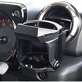 LITTLEMOLE Car Cup Holder, Car Air Vent Cup Bottle Mount, Adjustable A/C Vent Drink Holder Stand for Coffee,Water,Juice,Tea